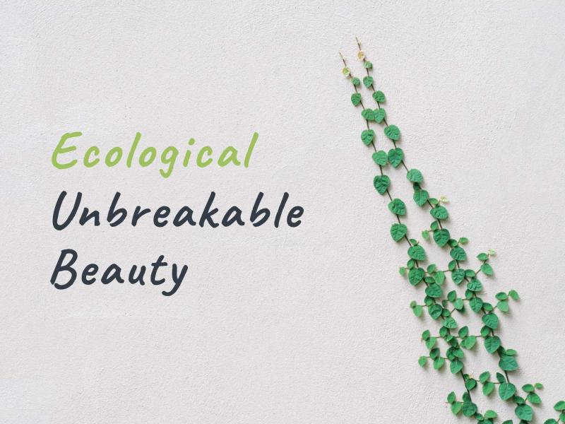 Falpi Ecological Unbreakable Beauty