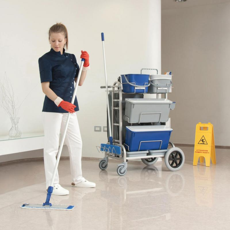 Falpi cleaning systems for hospitals and healthcare facilities